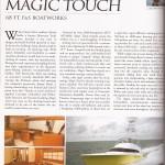 Magic Touch Dest Fish
