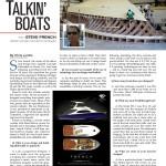 Soundings Mag Talkin Boats w SF