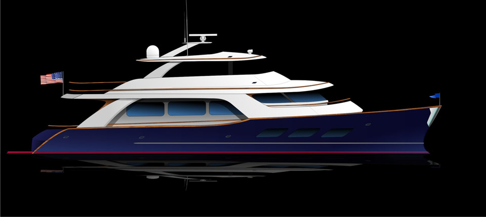 Trawler-designs - Applied Concepts Unleashed Yacht Design