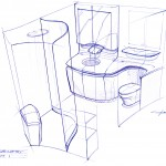 Head Cabinetry Concept 1
