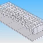 Mezzanine deck jig