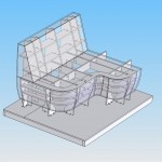 mezzanine bench jig