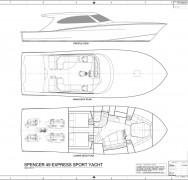 Spencer 49′ sportyacht