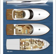Spencer 70′ enclosed