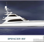 Spencer 85′ enclosed